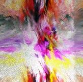 Extracto Arte Pintura gráfico Abstracción cuadro Imagen de archivo
