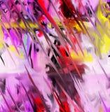 Extracto Arte Pintura gráfico Abstracción cuadro Imágenes de archivo libres de regalías