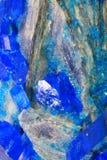 Extracto azul   Imágenes de archivo libres de regalías