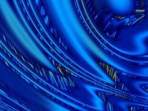 Extracto azul Fotografía de archivo libre de regalías