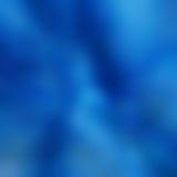Extracto azul de Art Background Imagen de archivo libre de regalías