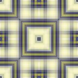 Extracto azulejo-capaz inconsútil línea-sabio cuadrado. Foto de archivo libre de regalías