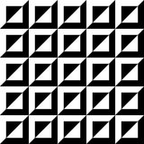 Extracto biselado, modelo grabado en relieve, backgro geométrico monocromático libre illustration