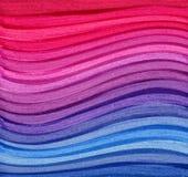 Extracto colorido background.r de la acuarela Imágenes de archivo libres de regalías