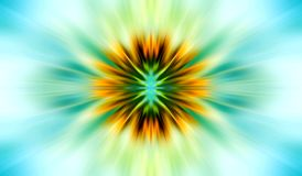 Extracto conceptual del sol Fotografía de archivo