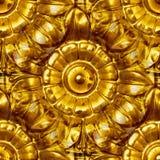 Extracto de cobre amarillo del tirón del cajón de la vendimia Fotos de archivo