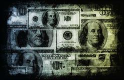 Extracto de dólar americano Fotografía de archivo