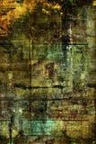 Extracto de Grunge Imagen de archivo libre de regalías