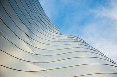 Extracto de la arquitectura Fotografía de archivo