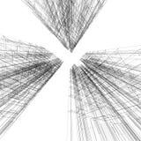 Extracto de la arquitectura Imagen de archivo
