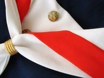 Extracto de la blusa del marinero imagen de archivo libre de regalías