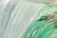 Extracto de la cascada del detalle Foto de archivo