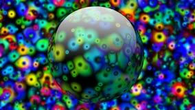 Extracto de la esfera imagen de archivo libre de regalías
