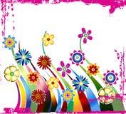 Extracto de la flor Foto de archivo