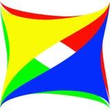 Extracto de la insignia Fotografía de archivo libre de regalías