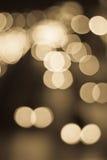Extracto de la luz Imagen de archivo