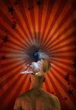 Extracto de la mente abierta Foto de archivo libre de regalías