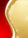 Extracto de la Navidad Fotos de archivo