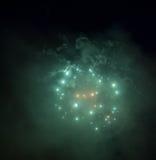 Extracto de la nebulosa Imagen de archivo libre de regalías