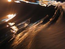 Extracto de la onda fotografía de archivo