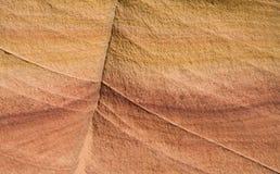 Extracto de la piedra arenisca foto de archivo
