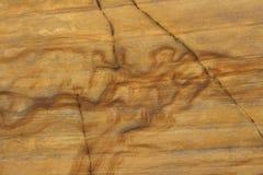 Extracto de la piedra arenisca Imágenes de archivo libres de regalías