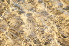 Extracto de la textura del agua Foto de archivo