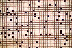 Extracto de la textura del fondo de la teja Foto de archivo
