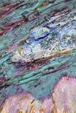 Extracto de la turquesa Imagen de archivo libre de regalías