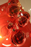 Extracto de las alarmas de Navidad imagen de archivo libre de regalías