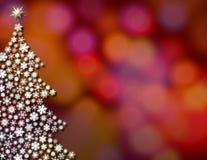Extracto de las luces que brilla intensamente Imagen de archivo libre de regalías