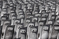 Extracto de las sillas Fotografía de archivo