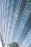Extracto de las ventanas modernas del edificio Foto de archivo