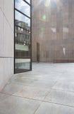 Extracto de los edificios del asunto Foto de archivo libre de regalías
