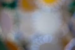 Extracto de luces Imágenes de archivo libres de regalías