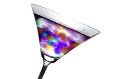 Extracto de Martini Imagen de archivo