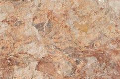 Extracto de una montaña roja Foto de archivo libre de regalías