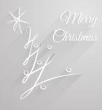Extracto del árbol de navidad Fotografía de archivo libre de regalías