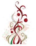 Extracto del árbol de navidad Imagenes de archivo