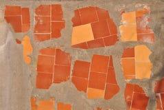 Extracto del azulejo fotos de archivo libres de regalías