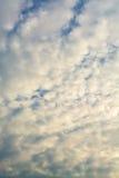 Extracto del cielo Imagenes de archivo
