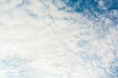Extracto del cielo y del clond Imagenes de archivo