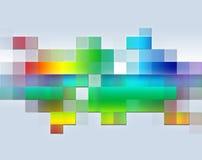 Extracto del color Foto de archivo libre de regalías