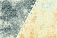 Extracto del fondo con stars.1 stock de ilustración