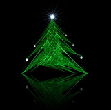Extracto del fractal Fotos de archivo libres de regalías