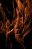 Extracto del fuego Imagen de archivo libre de regalías
