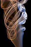 Extracto del humo Imagen de archivo libre de regalías