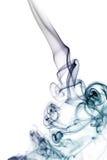 Extracto del humo Fotografía de archivo