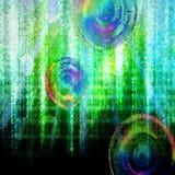 Extracto del polígono Imagenes de archivo