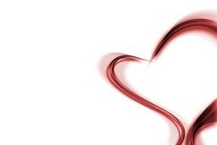 Extracto del romance del amor Imagen de archivo libre de regalías